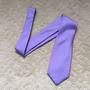 Authentic Fendi purple tie